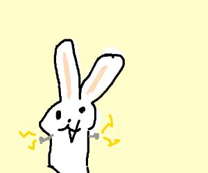 Frankenstein's Bunny