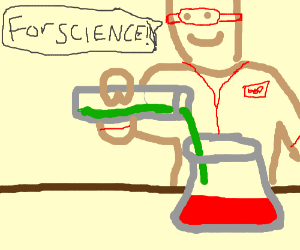 I'm Doing SCIENCE!!!