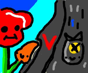 Roses v nuke