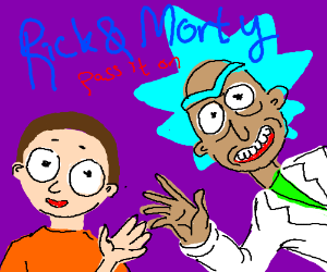 Rick and Morty PIO