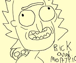 Rick and Morty, PASS IT ON