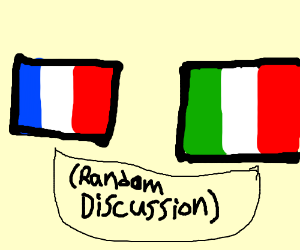 France and Italy are discussing