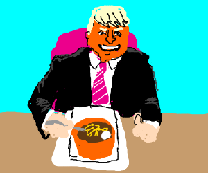 Trump loves Mexico