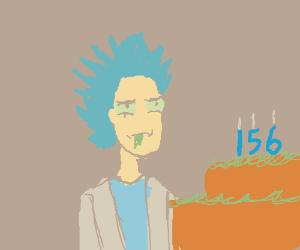 Rick Sanchez 156 birthday