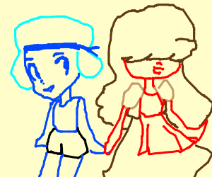 ruby and sapphire swap color schemes