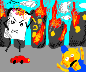 Notebook from DHMIS is being DESTRUCTIVE
