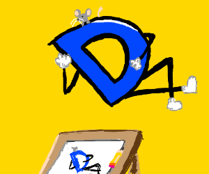 MouseOverTheDrawceptionD and DrawItsReaction