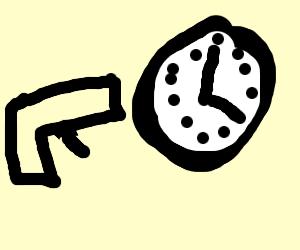 Satan clock time to kill
