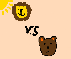 Lions and Tigers vs. Bears and Ponies