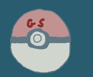 A 'GS Ball' (Pokemon)