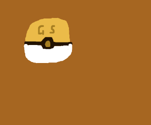 GS pokeball