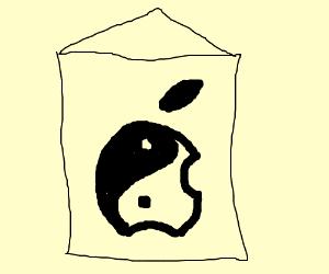 Apple house Yin-yang