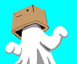 The Box Ghost