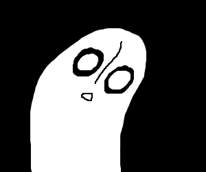 Ghost face