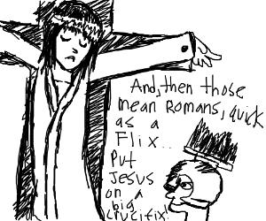 Dr. Seuss's story of Jesus