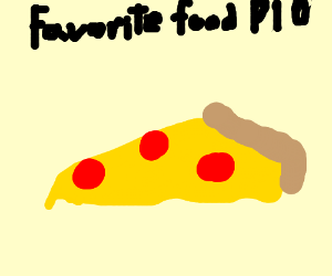 Favorite food P.I.O.