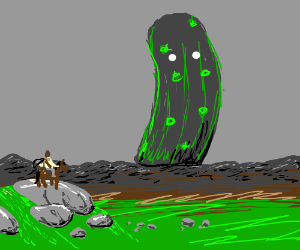 Shadow of the Colossus Pickle