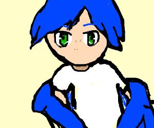 anime sanic :3