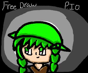 free draw PASS IT ON