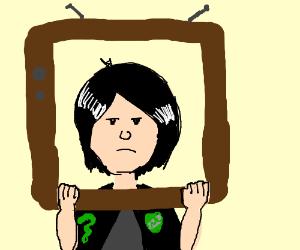Severus Snape in TV