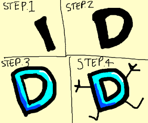 How to draw Drawception D... for babies
