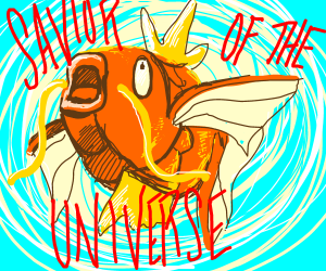 People expect too much out of magikarp.