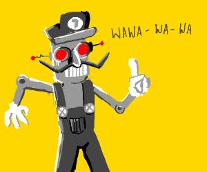 Robo- Weegee