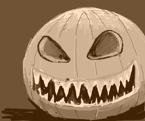 Hungry Pumkin