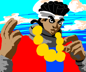 Muhammad Avdol gonna send you to hell