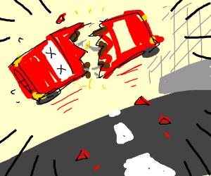 Cars 3 Epic Jump