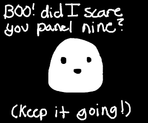 Panel 8 will be terrifying (PIO just once)