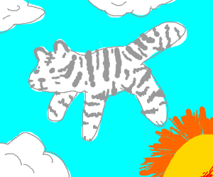 Cloud Tiger