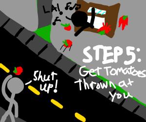 Step 4: Sing!