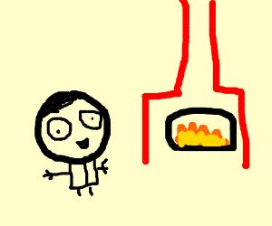 Little Inferno Entertainment Fireplace