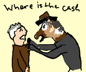 Mafia Horse