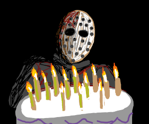 Jason Voorhees' birthday! He's....13?!