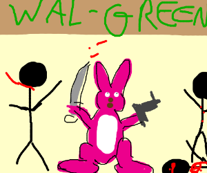 Walgreens Massacre featuring Insane Bunny