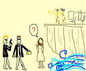 "FBI catches NOAH: ""That's not my ark!"""