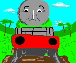 Henry the train