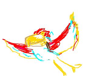 Legend of Zelda Bird