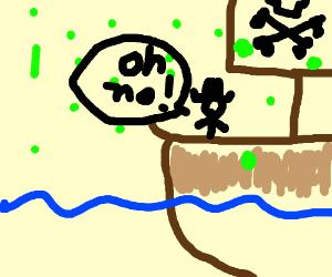 Pirates vs Acid Rain PArty