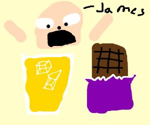 chocolate and lemonade