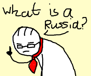 what  is a russia ?