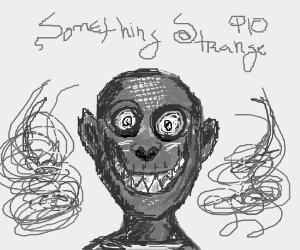 Something strange PIO