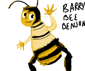 Barry Bee benson