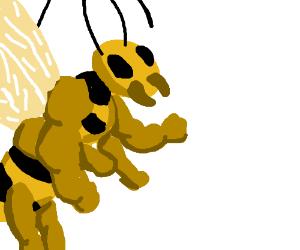 Monochrome Thug Bees