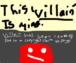If you wanna be a villain #1,