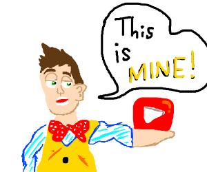Stingy claims youtube