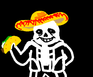 Sans is Mexican now