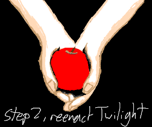 Step 1: Purchase several apples